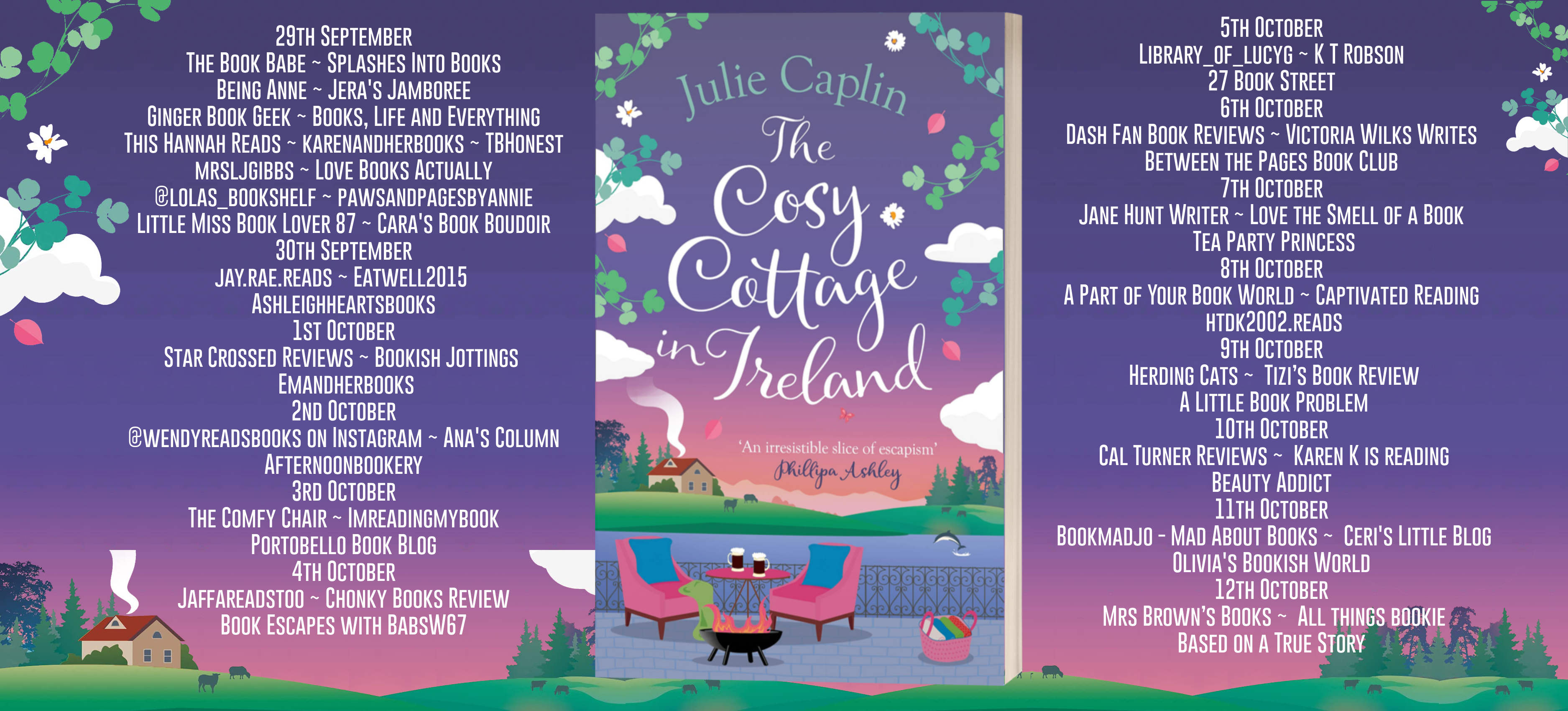 The Cosy Cottage in Ireland Full Tour Banner